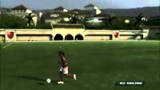 Ronaldinho Skills Tricks Fifa 13