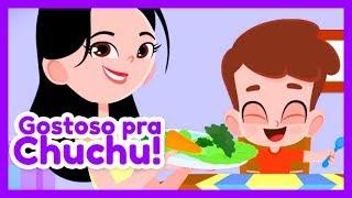 Gostoso pra Chuchu - Dani e os Pequeninos