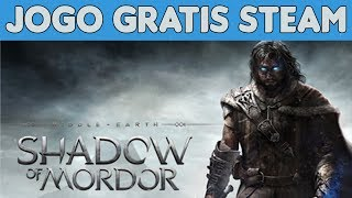 KEYS GRÁTIS DE JOGOS PAGOS DA STEAM #136 Shadow of Mordor • Free Steam Keys