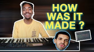 "How Drake´s ""IN MY FEELINGS"" was made (#Dotheshiggy Challenge Beat)"