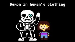 Undertale - Wolf in sheep's clothing
