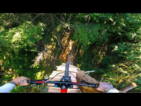 GoPro Awards: Insane MTB Tree Drop