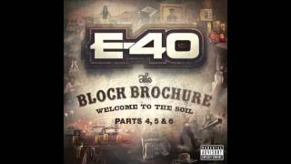 """E 40 Tree In The Load"""" Feat  Cousin' Fik & Choose Up Cheese"""