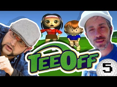 TeeOff (Jon VS Aratz) (2017) (Dreamcast)