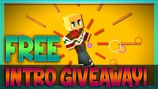 FREE GIVEAWAY! Minecraft EPIC (2D + 3D) Animated Intro By ME! ♥ 200+ SUBS Special ♥ CLOSED!