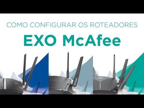 Como configurar qualquer Roteador EXO