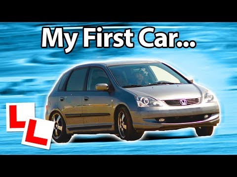 6 Reasons Why The Honda Civic Is The PERFECT First Car!!