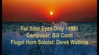 For Your Eyes Only - Bill Conti - 1981 - [HD]