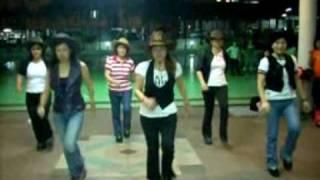 Linedance -Billy Jean