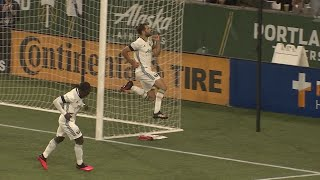 Portland Timbers win preseason match against Vancouver Whitecaps FC 2-1