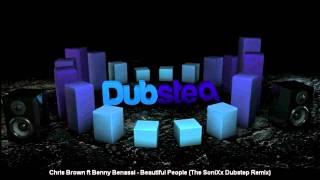 Chris Brown ft. Benny Benassi - Beautiful People (The SoniXx Dubstep Remix) [HD]