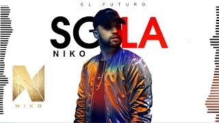 NIKO - SOLA [Cover Audio] #ElFuturo