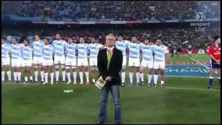 Hercules Live at Loftus Stadium 2014 - Argentine National Anthem (Patriotic Song)