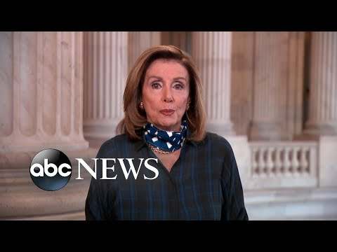 'We have our options' if GOP push a SCOTUS nomination before election: Speaker Pelosi   ABC News