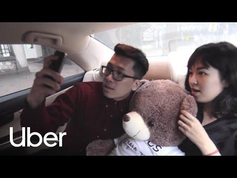 #UberHUGS - Valentines on-demand in Vietnam | Uber
