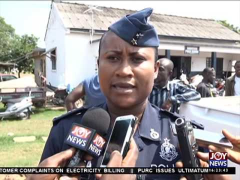 Police Swoop - The Pulse on Joy News (26-5-16)