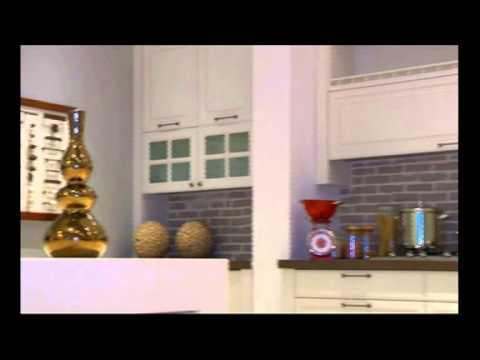 סרטון: ערוץ 10 - תכנית עיצוב מטבחים
