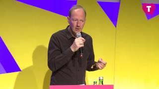 Martin Sonneborn – Bis hierhin und nicht weiter: Meinung, Kunst, Satire (TINCON Berlin 2017)