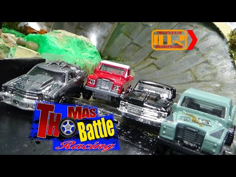 Indonesian DieCast Racing