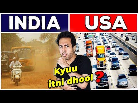 क्यों INDIA इतना धुल-मिट्टी से भरा है? Why is India so Dusty?