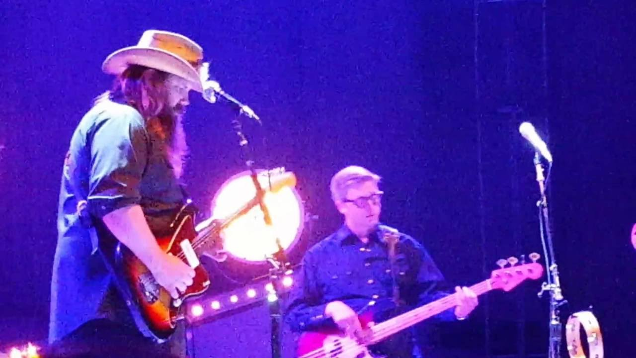 Stubhub Chris Stapleton All American Road Show Tour Inglewood Ca