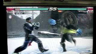 Rain VS Help Me Green Arcade October 2009 Video 53