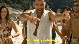 Ricky Martin - Vida (Lyrics/Letra Video)