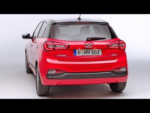 Hyundai i20 (2019) Refreshed Design