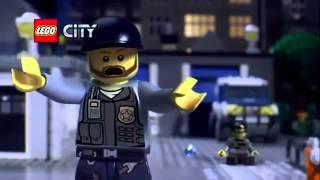 Lego City Elite Polizei  60007+60008