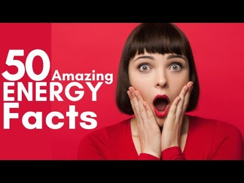 Energy News - Energy Facts that Will Amaze You