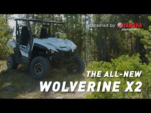 2019 Yamaha Wolverine X2 ? Custer Gallatin National Forest - Sponsored