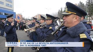30 de ani de la revolta anticomunista din 15 noiembrie 1987