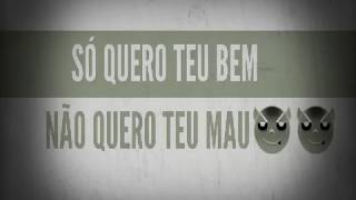 MC VITINHO -SÓ QUERO TEU BEM (( lyric vídeo ))2017