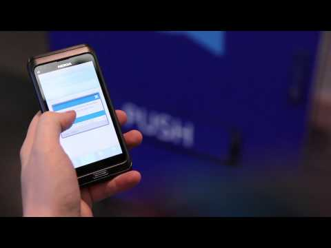 Nokia Gift Machine demo