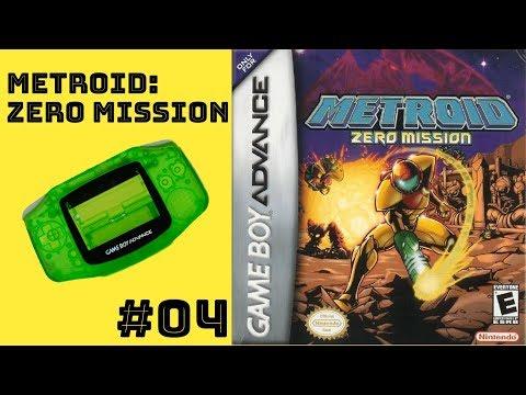 BITeLog 00F9.4: Metroid: Zero Mission (GAMEBOY ADVANCE)