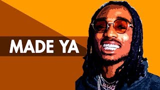 """MADE YA"" Trap Beat Instrumental 2018 | Lit Hard Dope Rap Hiphop Freestyle Trap Type Beats | Free DL"