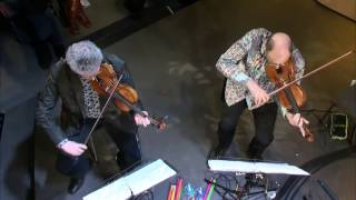 "Kronos Quartet performs Rhiannon Giddens' ""At the Purchaser's Option with variations"""