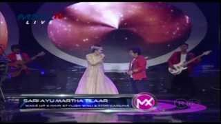 WALI BAND Feat FITRI CARLINA Live At Music Extra (12-12-2013) Courtesy MNC TV