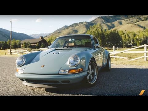 Driving a $500,000 Singer-Customized Porsche 911 Ruins Every Other Car
