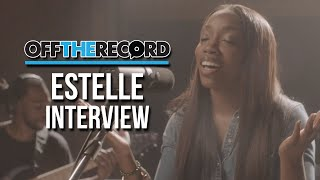 Estelle Performs Conqueror, Talks Focus and Moving Forward - Off The Record