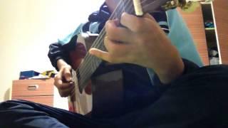 Kızılcıklar oldumu (gitar)