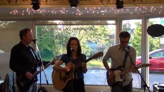 Melanie Peterson Trio Live- cover Beatles Close Your Eyes
