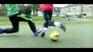 Fifa Street in Real Life