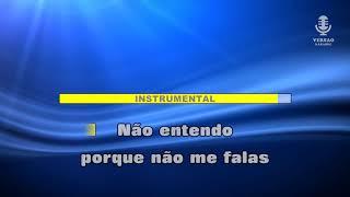 ♫ Demo - Karaoke - QUE MAL TE FIZ EU (DIZ-ME) - Leandro