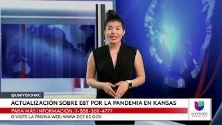 ACTUALIZACIÓN SOBRE EBT POR LA PANDEMIA EN KANSAS