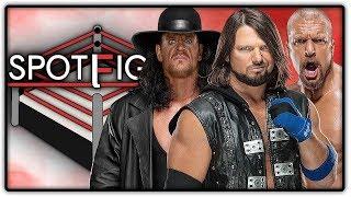 Triple H vs Undertaker - Last Match! AJ Styles Coverstar von WWE 2K19? (Deutsch/German)