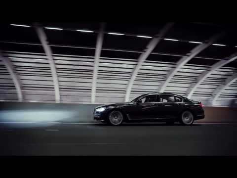 BMW 7 Series - Sky Lounge