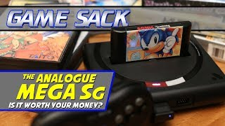 Analogue Mega Sg - Review - Game Sack