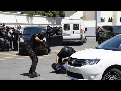 Video : Hommage appuyé à la police de Casablanca