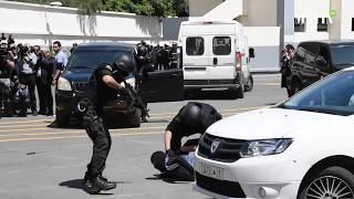 Hommage appuyé à la police de Casablanca
